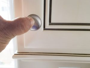 Cabinet refacing project example