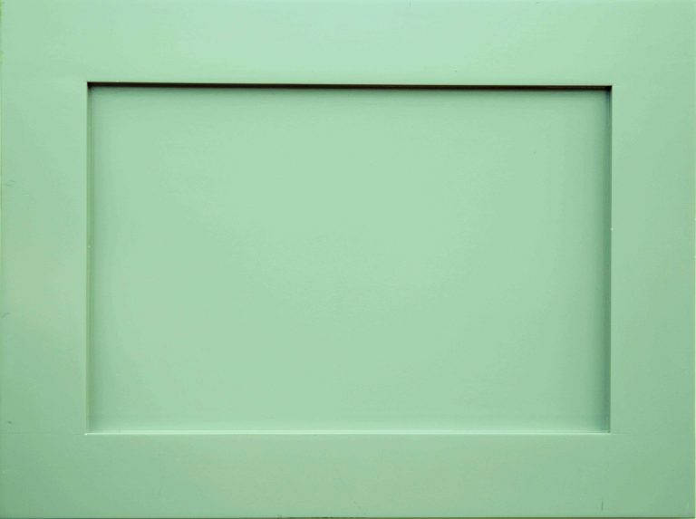 Different colors of cabinet paint